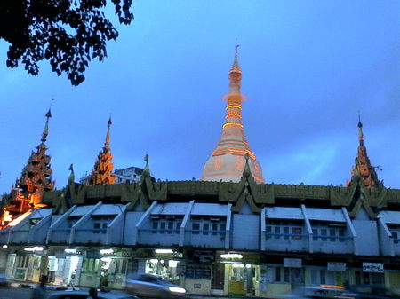 The emotional rendezvous in Yangon