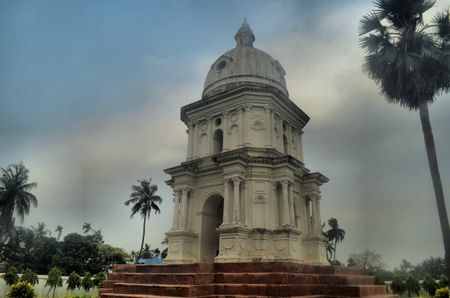 Susana Anna Maria's Tomb, Chinsurah, West Bengal – Interplay of Facts & Fiction!