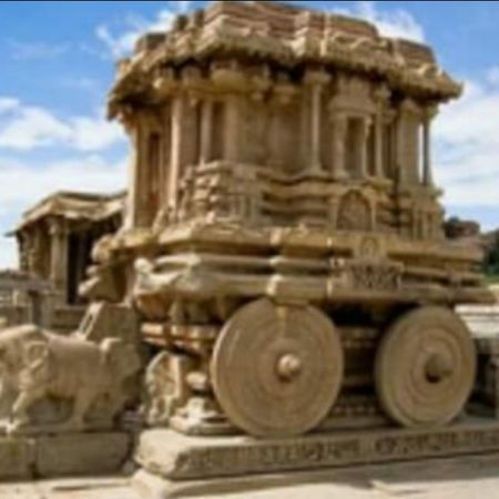 Hampi - an Untold Story in Every Rock.
