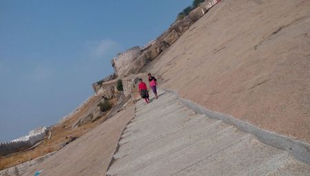 Bhongiri Fort – The Pride of Western Chalukya preserved for Posterity