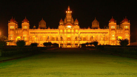 The City of Seven Palaces - Mysuru