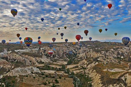 The Top 10 Turkey Outdoor Activities