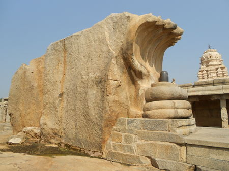 Lepakshi Temple- An architectural exquisite by Vijayanagara kingdom.