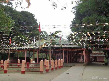 Maa Bagheswari Temple Bongaigaon Assam- One of the oldest Shakti Peeths.