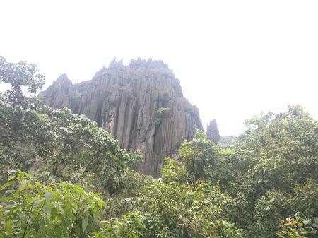 Vibhooti Falls and Yana Caves