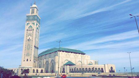 24 hours in Casablanca(Morocco)