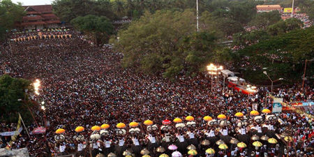 Mother of all Poorams-Thrissur Pooram