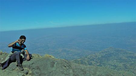 Kalsubai Trek- My First Solo Trip