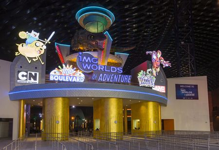 IMG Worlds of Adventure - Is it worth the Trip