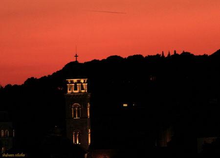 Dubrovnik by night...