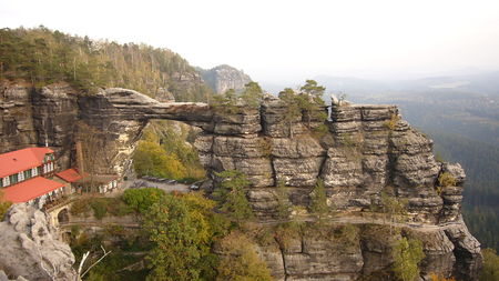 Bohemian Switzerland - Hiking in Czech Republic