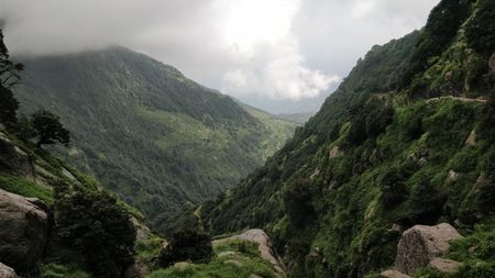 Triund trek - Paradise for beginners