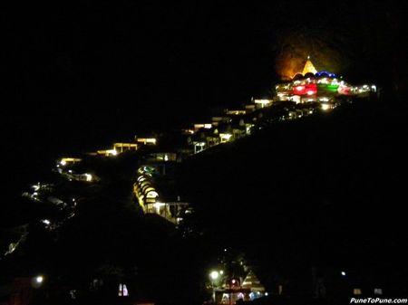 Shirdi 4- Enchanting Sapta Shrungi Temple