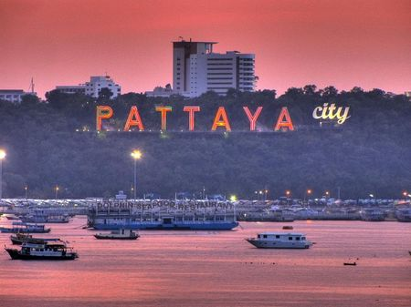 Year End Holiday - Thailand..In Pattaya