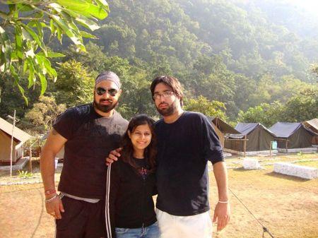 Adventure Trip to Rishikesh