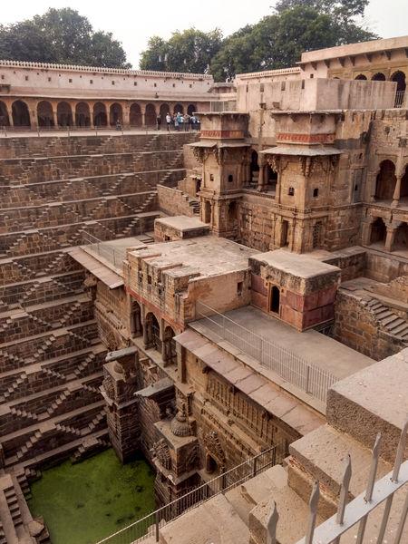 Abhaneri , Chand Baoli , Rajasthan #photoblog #journey