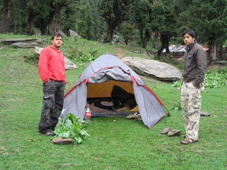 Churdhar: The bangle of snow ( 11,965 feet)
