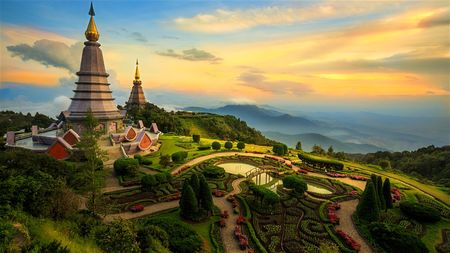 10 Beautiful Places of Thailand That Will Impress You