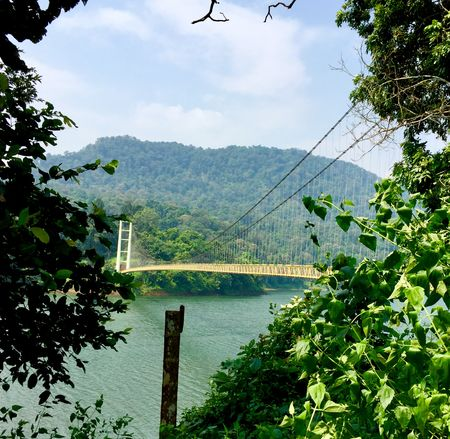 Shivapura Hanging Bridge | Unexplored Western Ghats | Dream for Bikers | Karizma R |1550 Kms Ride