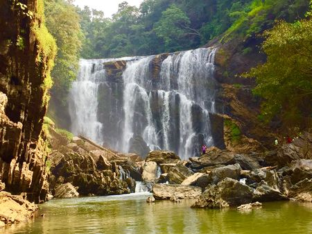 "SATHODI FALLS | QUEEN OF FALLS | OFF-ROAD TO ""NO-ROADS"" 