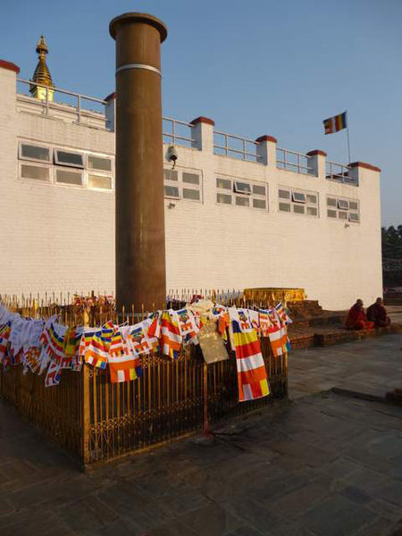 Pilgrimage of Peace: Lumbini, Nepal