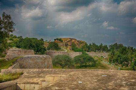 Chitradurga : The Fort City