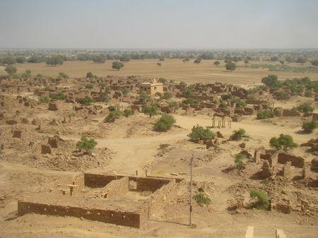 Forgotten Village in Jaisalmer, Kuldhara Village and Khaba Fort