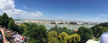 Browsing Budapest