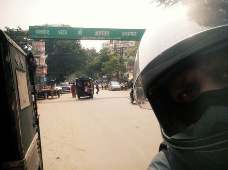 Delhi to Dhanbad on a motorcycle. My first travelogue.