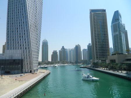Dubai with my Bestie