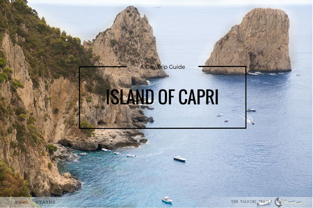 ISLAND OF CAPRI – A DAY TRIP GUIDE