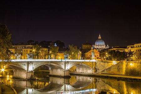 Peeping at the Pope: Vatican City