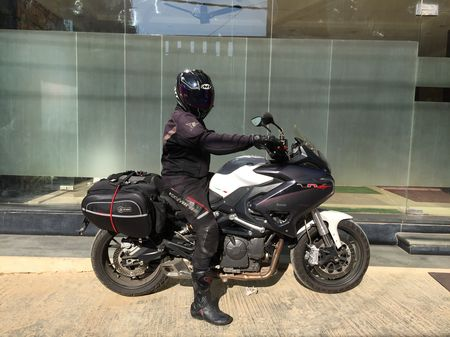 3000 kms Motorcycle Trip to Kerala.