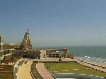 A holy trip to Somnath