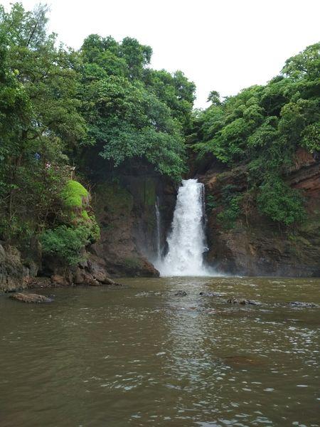 Hidden gem of Goa-Arvalem waterfall