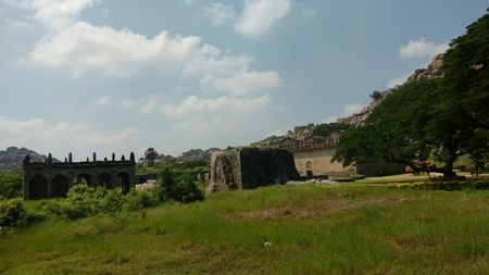 Conquering gingee fort