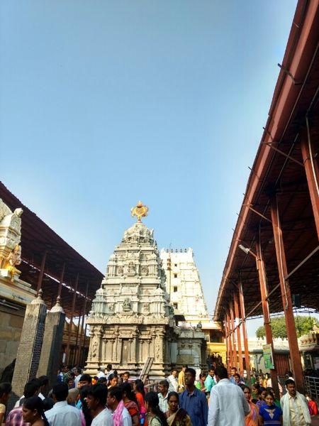 Trip to Bhadrachalam