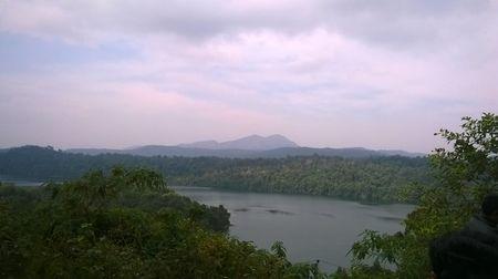 Road Trip To Sholayar Resorts