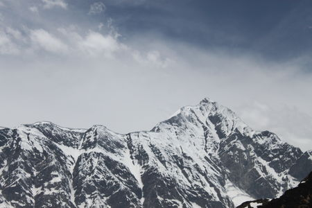 Mt. Hanuman Tibba: First Step Towards Dream