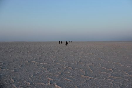 Where nothingness fills.. Ekal ka Rann, and LRK