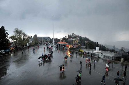 Himachal Is Flooding! Be Careful If You Are Planning A Trip