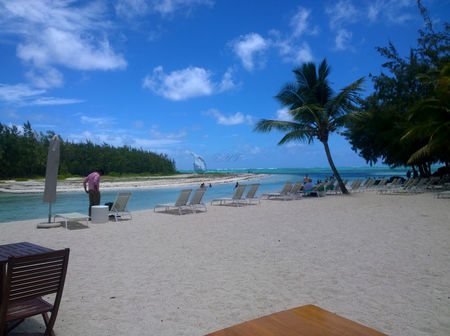 Mauritius : God created Mauritius first and then heaven :)