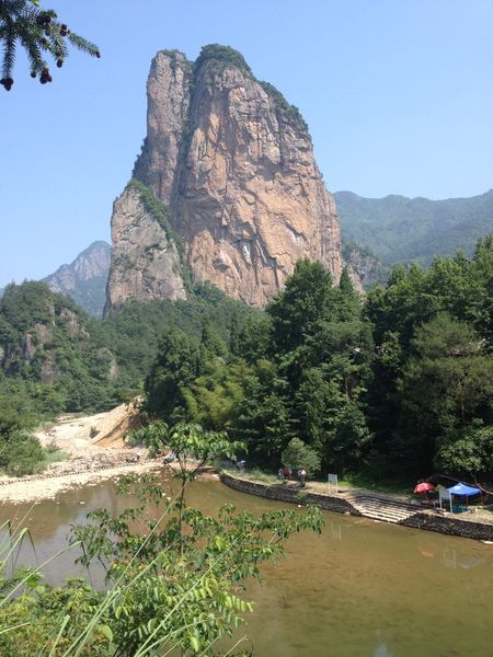 2D2N trip to Yandang Mountains