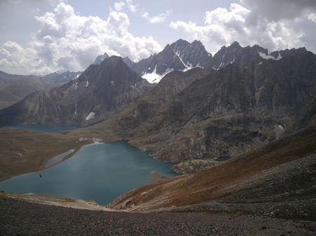 Kashmir Great Lakes : Trekking in Heaven (Sep'17)
