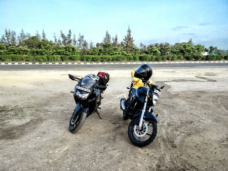 Rameshwaram: A Bikers Perspective