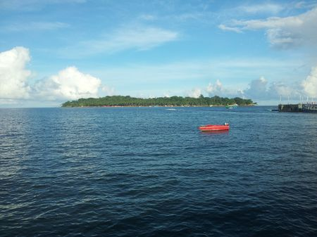 A month in the Andamans