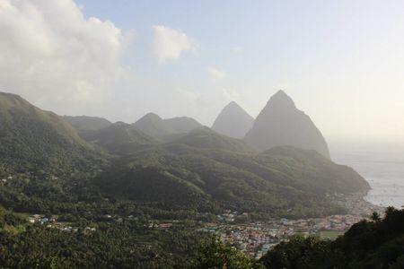 Saint Lucia, West Indies