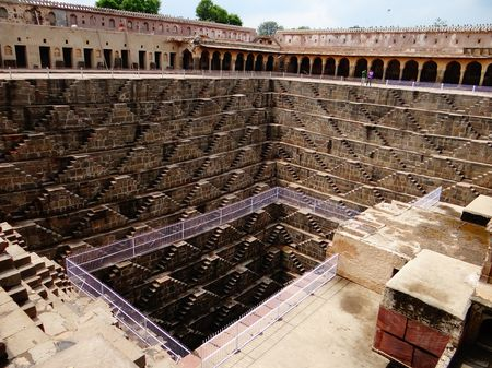 Royals of Rajasthan: Sariska Palace & The Step Well of Abhaneri (AKA Chand Baori)