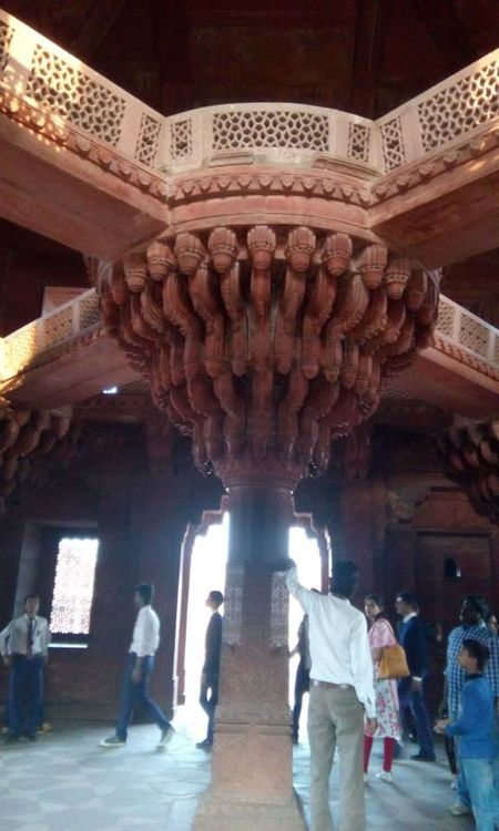 Unearth the Length and Breadth of Fatehpur Sikri