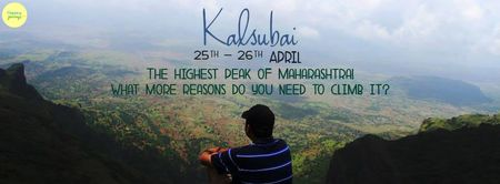 Night Trek to Kalsubai on 25th & 26th April 2015 with Mapping Journeys!